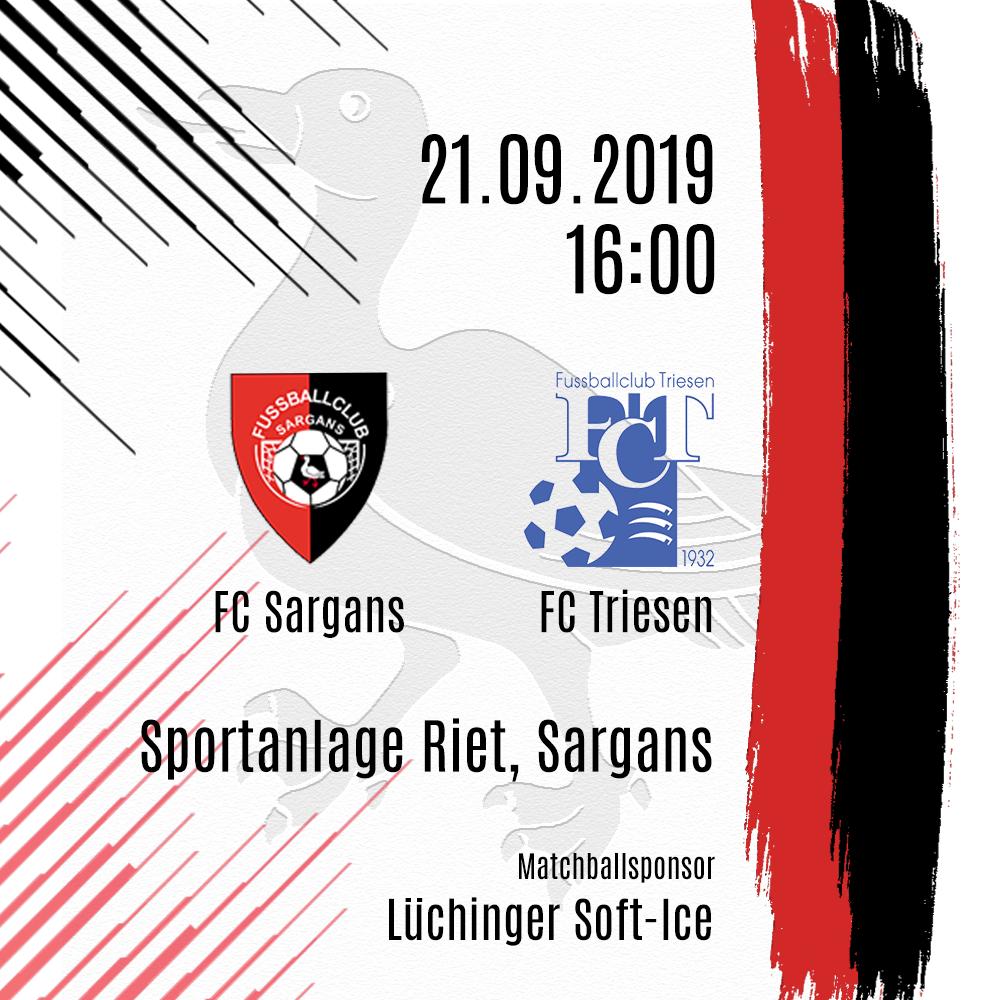 FC Sargans - FC Triesen