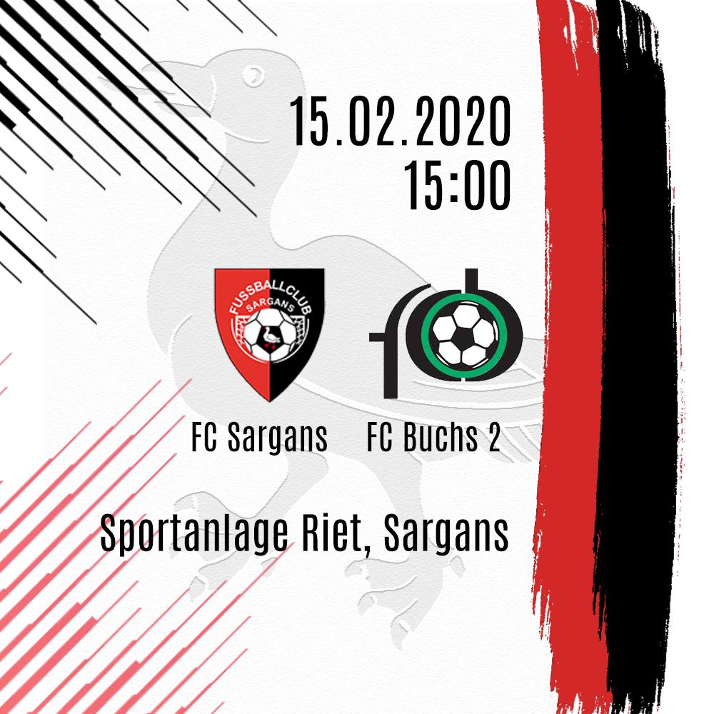 FC Sargans - FC Buchs