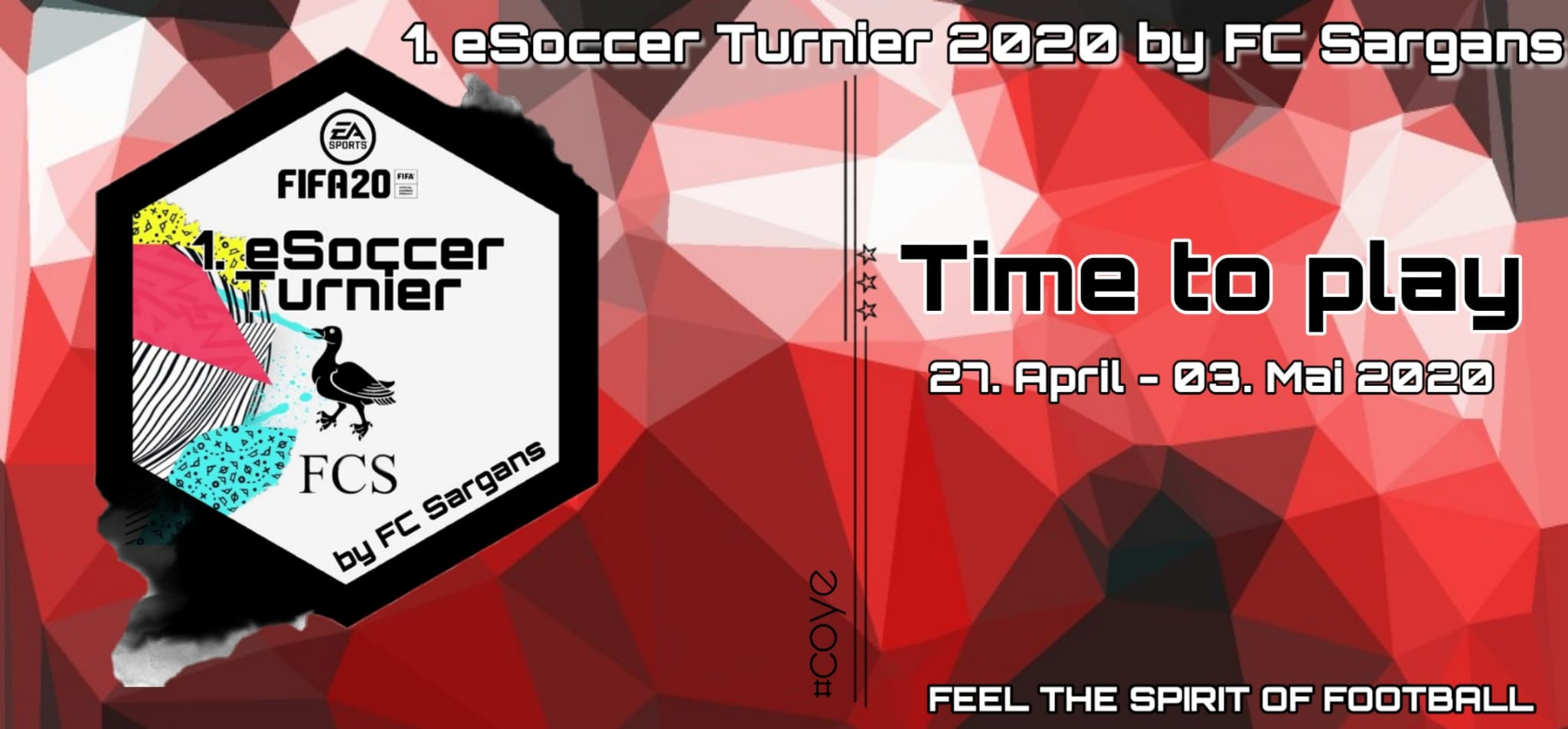 eSoccer Turnier Logo