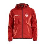 Craft Jacket Rain Erwachsene rot