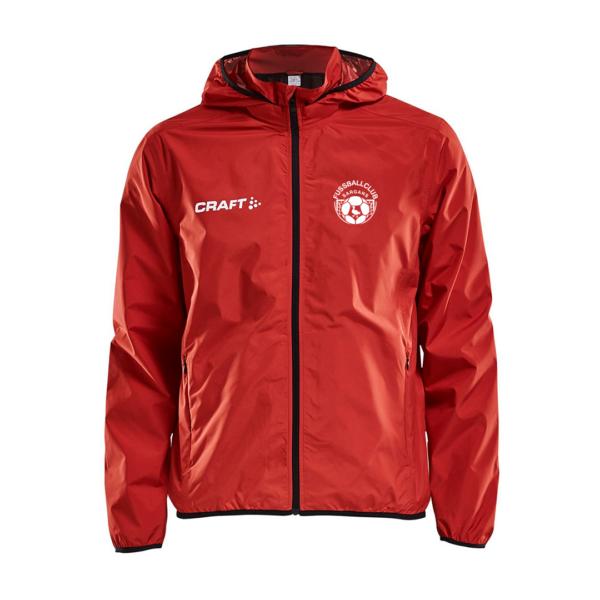 Craft Jacket Rain Junior rot